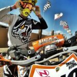Skyler Howes on his Blais Racing/ Fasstco, Kenda, Bullet Proof Designs KTM300XC