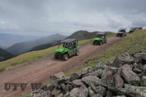2014 Kawasaki Teryx4 - Paiute Trail
