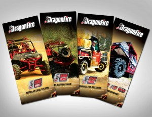 Dragonfire - brochures