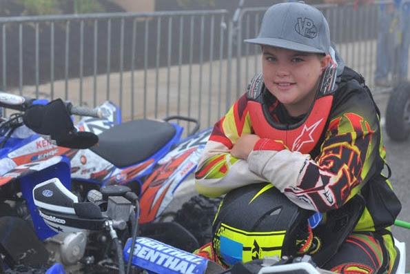 Jordan Digby piloted his No. 88 Yamaha to victory