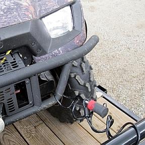 BOLT Cable Lock ATV-2