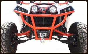 Front Bumper & Winch Mount Kit for Maverick