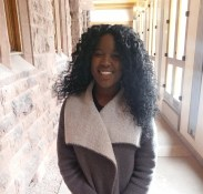 Apefa Adjivon is a first - year student hoping to double major in International Relations and Peace, Conflict, and Justice. She is involved in several organizations on campus, including being Vice - President of the UofT Trek for Teens club, Vice - President of Finance for the Panhellenic Council, and a First - Year Representative of the Pre - Law society. Recently, she served as a Youth Delegate at the Youth Assembly at the United Nations working towards Sustainable Development Goal 5: Gender Equality. At the UN she was a winner of the Social Venture Challenge and was awarded a Resolution Project Fellowship for her social venture the Pearl Project; a center for girls in low - income communities with the purpose of pairing girls with mentors and skill - based opportunities to help them achieve their goals.