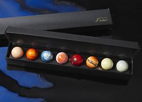 惑星チョコ画像
