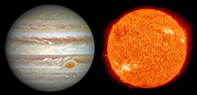 木星が核融合した場合