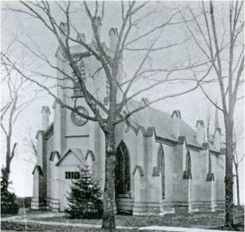 First Unitarian Society (Park St.) 1863-1894