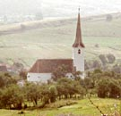 Church in Homorodujfalu