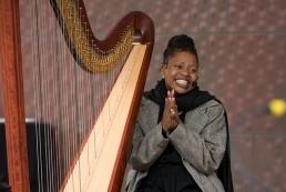Destiny Muhammad At the Harp