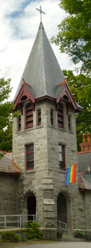 The Unitarian Universalist Church in Milford, NH