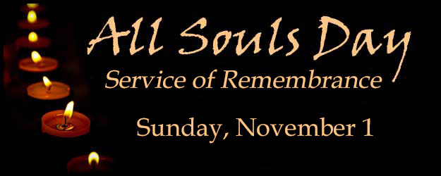 All Souls Sunday (Online)