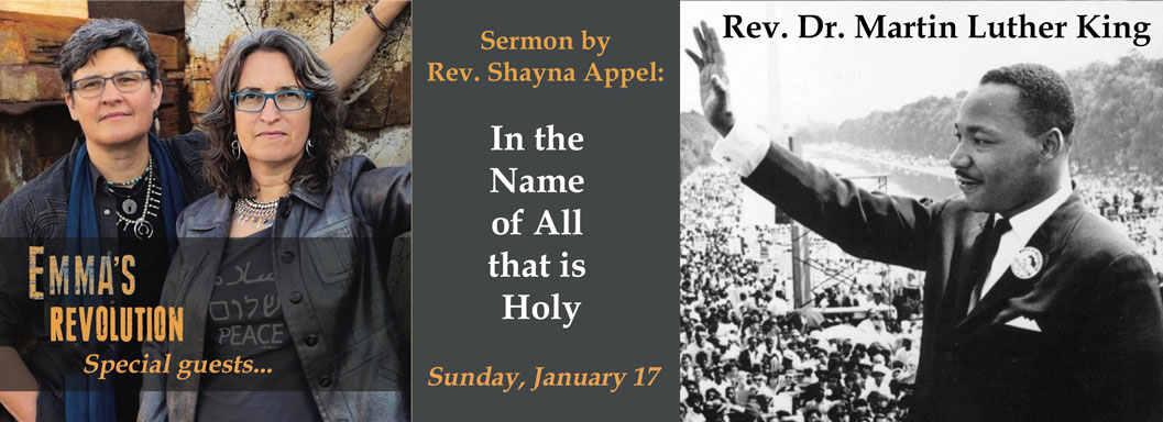 You are currently viewing In the Name of All That is Holy  (Online)
