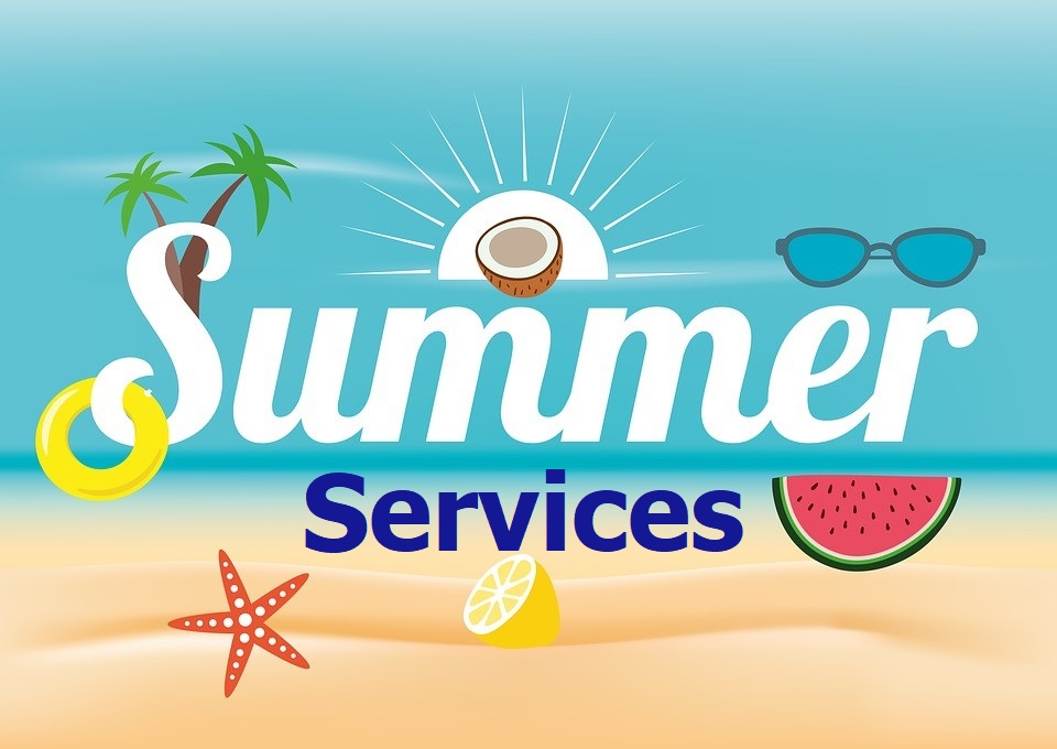You are currently viewing Summer Services (Online)