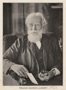 William Channing Gannett