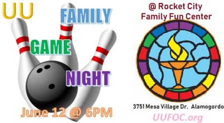family game night image