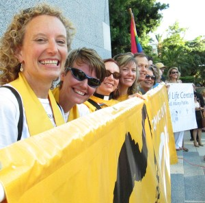 UUs at Pride March