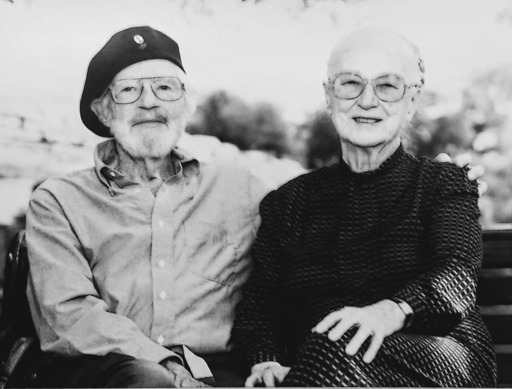 The Robinson's -- Founders of the Marin Fellowship