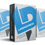 Landingpress theme website andalan saya