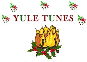 Yule Tunes Logo