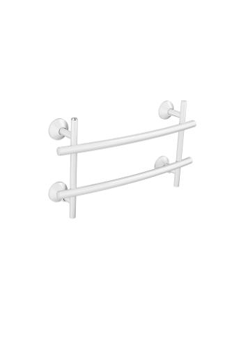 Rej Design BT Bamboo Duo 2 Pyyhekuivan Puolikiiltävä Valkoinen