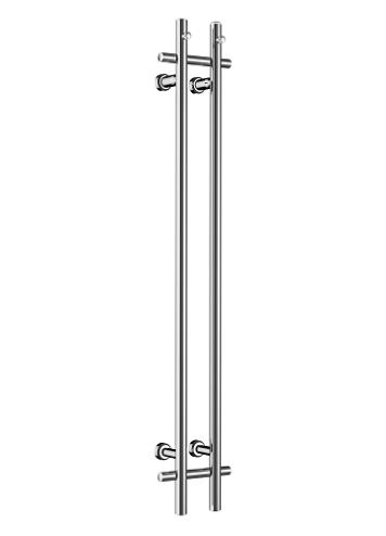 Rej Design Vivo EH20122 Sähkötoiminen Pyyhekuivain Kromi