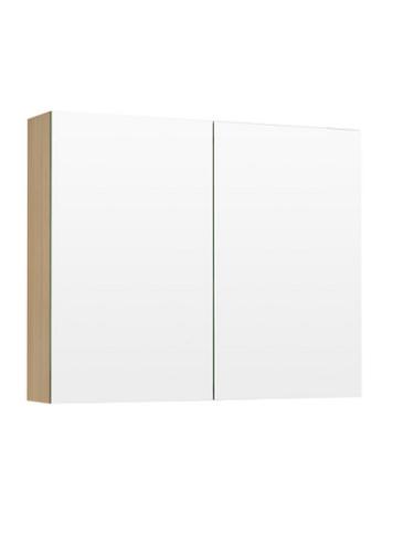 Temal Choice Peilikaappi kahdella ovella (vaalea tammi)