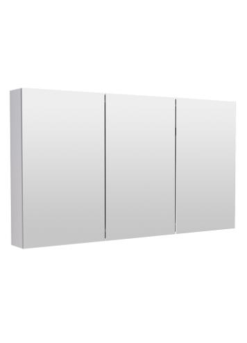 Temal Choice Peilikaappi kolmella ovella (valkoinen)