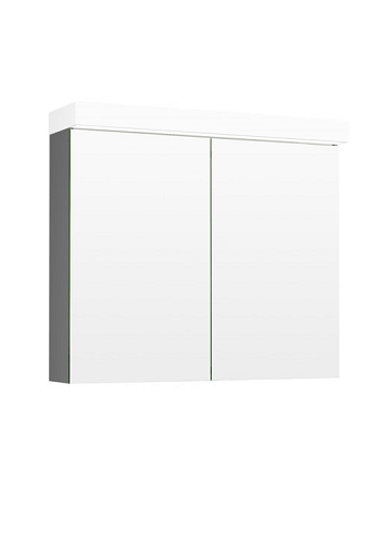 Temal Ecolight 2-ovinen Peilikaappi 50-100 cm värivaihtoehdot inspiration 1