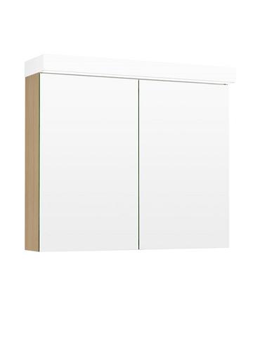 Temal Ecolight 2-ovinen Peilikaappi 50-100 cm värivaihtoehdot inspiration 3