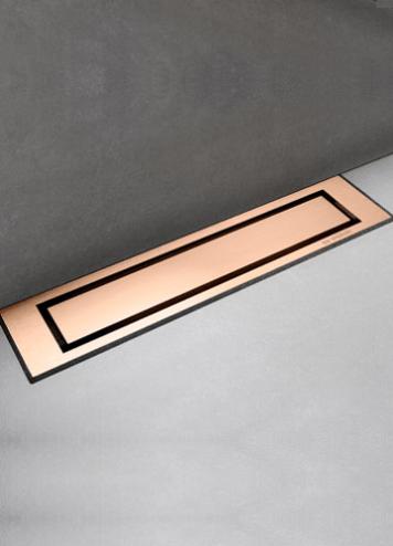 Unidrain Highline Colour Kupari Lattiakaivopaketti