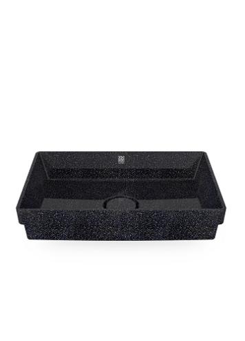 Woodio Cube60 Allas Tasoon Upotettava Char