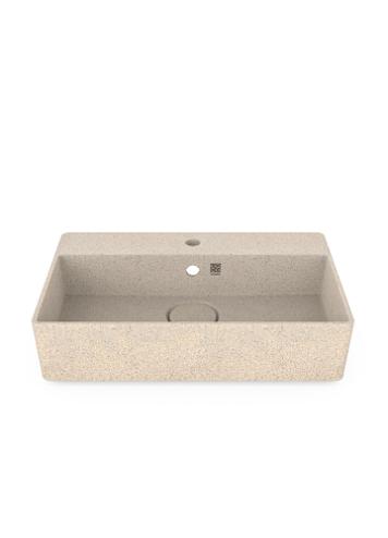 Woodio Cube60 malja-allas hanapaikalla seinäkiinnitys polar