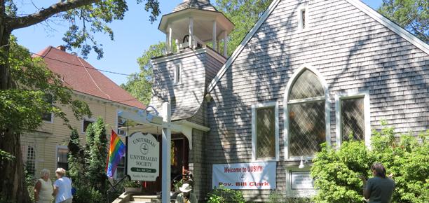 Stevens Chapel - Unitarian Universalist Society at Martha's Vineyard