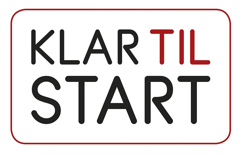 Logo Klar til start