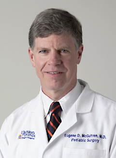 Eugene McGahren, MD | Pediatric Surgery | UVA