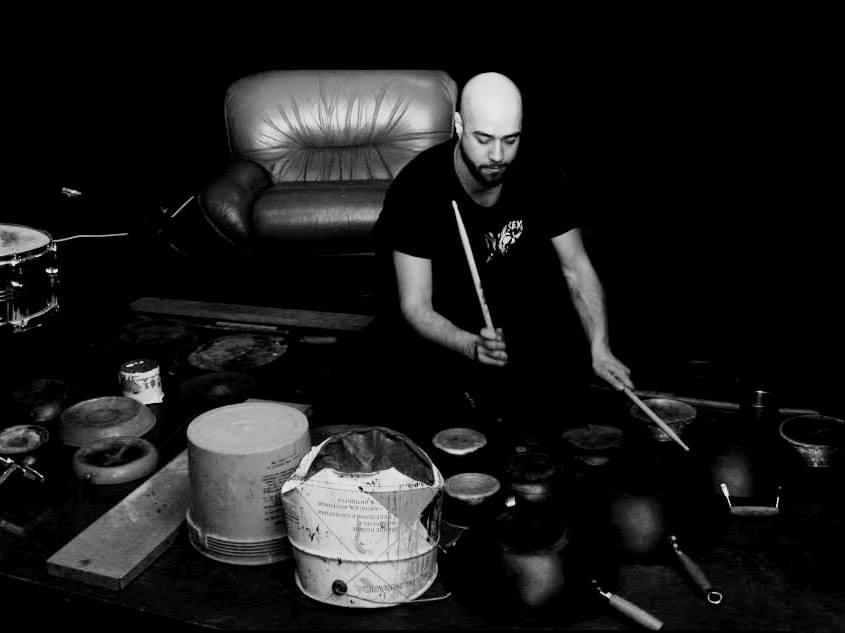 Dario Rossi is quite the drummer