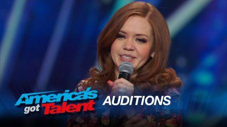 America's Got Talent Daniella Mass Gives Epic Performance