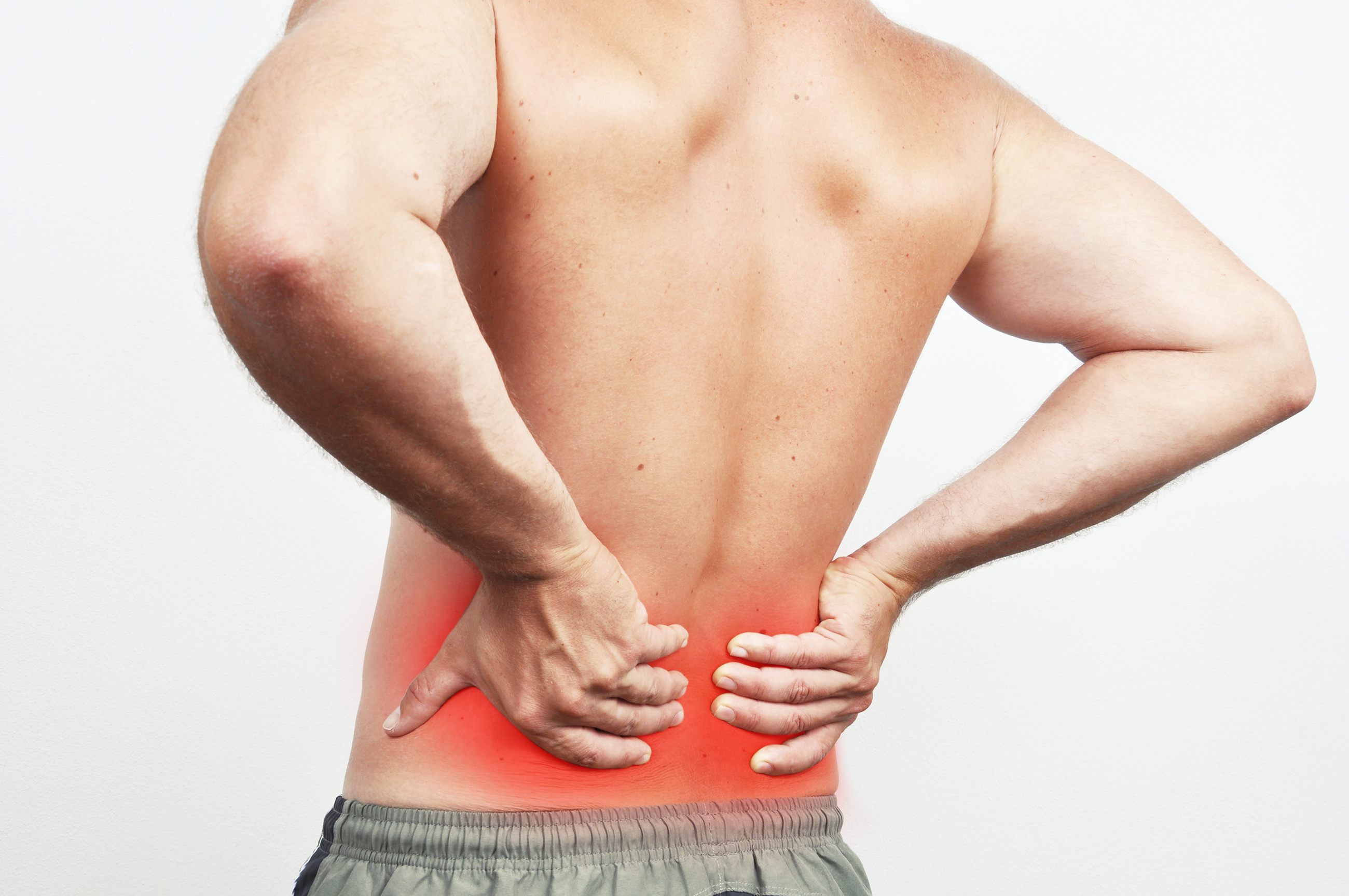 Men's health – A fix for lower back pain