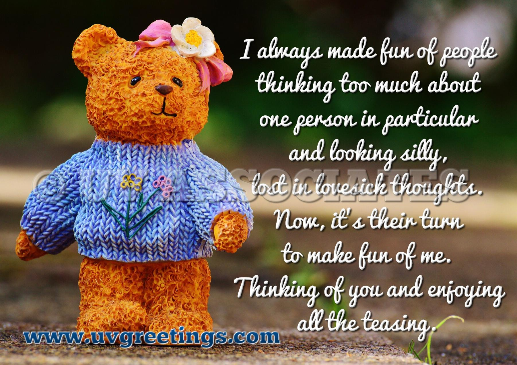 29 Thinking Of You Messages Romantic Poems Inspiring