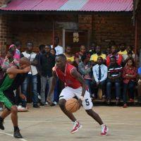 Deux matchs de Basket-ball à BK