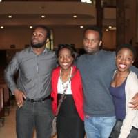Messe du 40ème jour en mémoire de papa Ndamugara