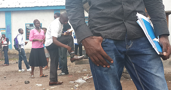 Agresseurs des étudiants finalistes arrêtés à Uvira