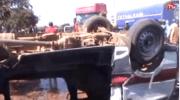 Uvira-RDC: accident de circulation cet après-midi à Kala, 8 morts.