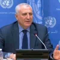 La consolidation de la paix au Burundi soutient Djinnit et la CENI