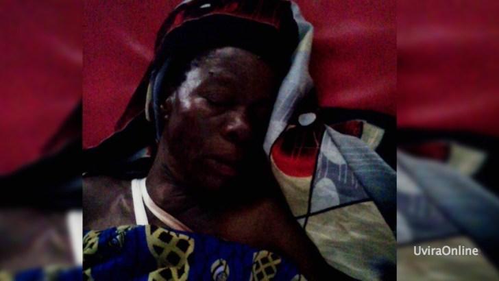 Uvira-RDC: Une femme d'une soixantaine d'année blessée par balle à son domicile, le dimanche 30 août vers 19 heures