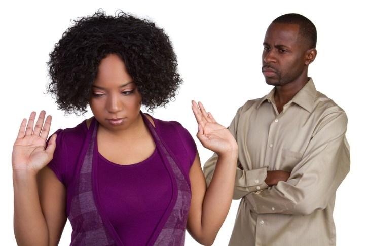 vie couple stressé