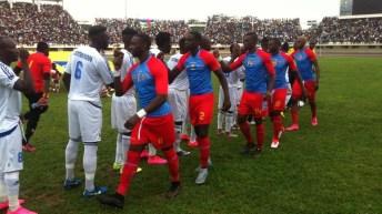 Eliminatoires Can 2017 : Les Fauves de Bas-Oubangui dominent les Léopard de la RDC (2-0)