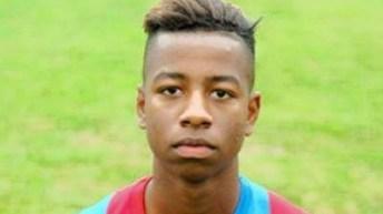 Match-Amical : Jason Eyanga Lokila avec les U20 de la RDC