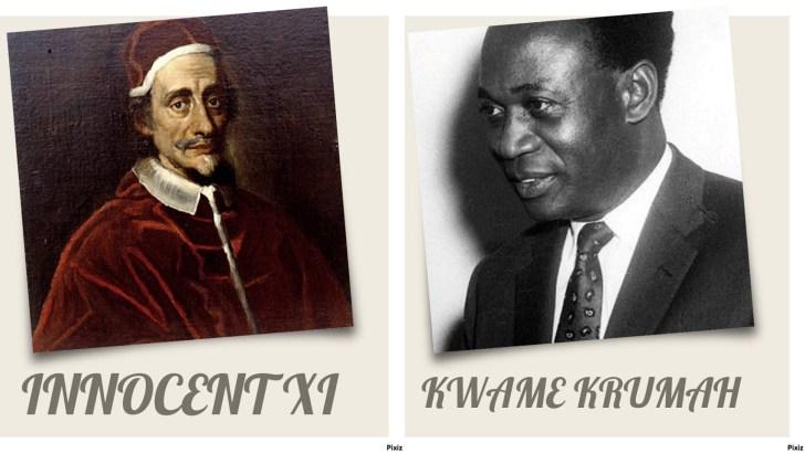 NOSTALGIE: Le 21 septembre 1909,  la naissance de NKWAME