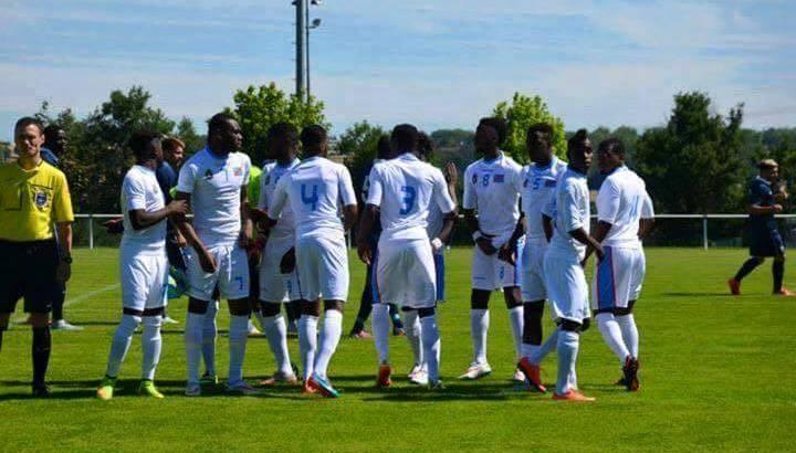 Football-Amical U20: Angleterre – RD Congo le 07 Octobre à Birmingham