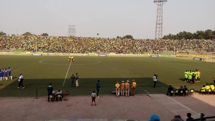 Football-RDC: AS V Club taille en pièce (6-0) Nord Sport à la LINAFOOT et Mazembe domine New Soger 4-1